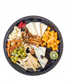 Cheese Platter #1 (serves 2-4 persons)