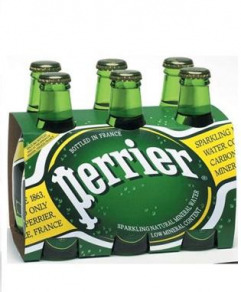 Perrier (20 cl) Six-pack