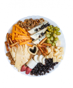 Cheese Platter #3 (serves 4-6 persons)