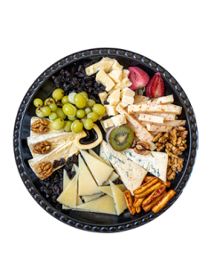 Cheese Platter #2 (serves 2-4 persons)