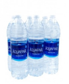 Mineral Water - Six-pack (1.5L)