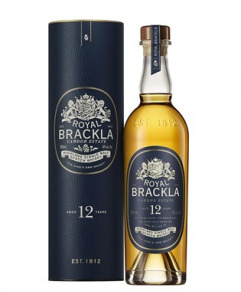 Royal Brackla 12 YO - Highland Single Malt Scotch Whisky (75 cl)