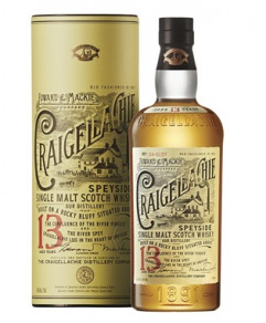 Craigellachie 13 YO - Speyside Single Malt Scotch Whisky (75 cl)