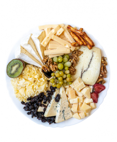 Cheese Platter #4 (serves 4-6 persons)