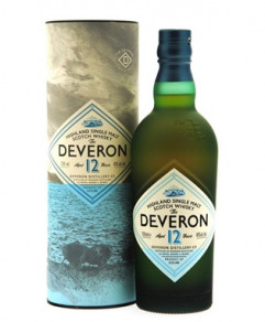 The Deveron 12 YO - Highland Single Malt Scotch Whisky 75 cl)