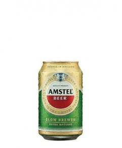 Amstel Small Can - 33 cl