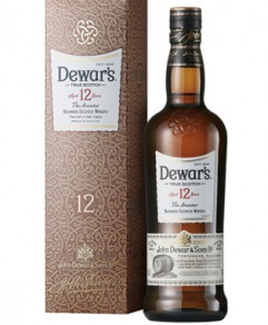 Dewar's 12 Years Old 40° (1L)