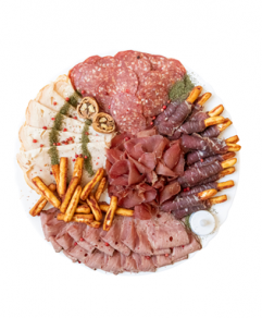 Cold Cuts Platter (serves 4-6 persons)