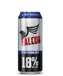 Falcon Beer Can 18% (50 cl)